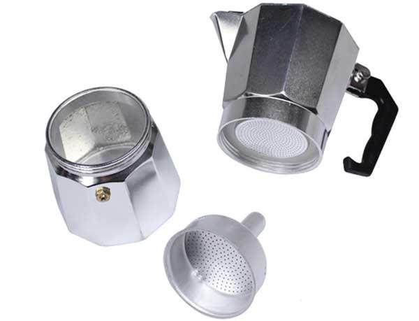 طرز استفاده از قهوه ساز دستی موکاپات