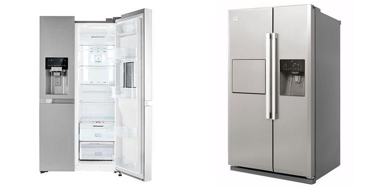 یخچال و فریزر ساید بای ساید دوو مدل D2S-0036SS