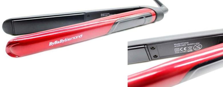 راهنمای خرید اتو مو بابیلیس نانو مدل ST-3300