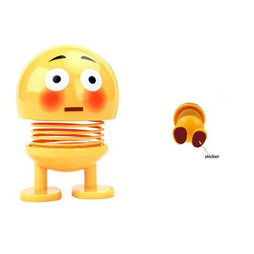 عروسک فنری طرح ایموجی کد 10