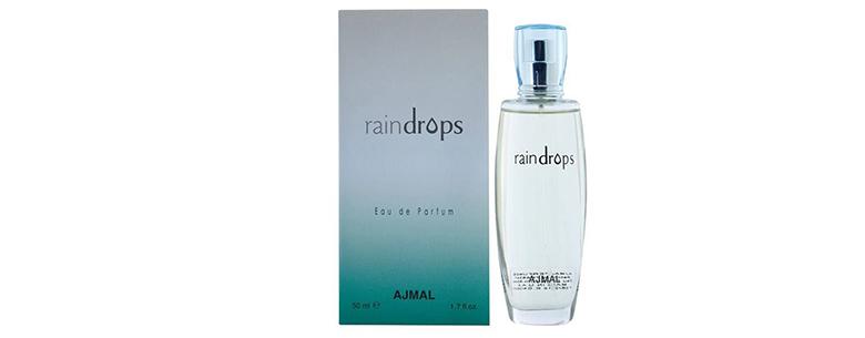 ادکلن ادو پرفیوم زنانه اجمل مدل Raindrops حجم 50 میلی لیتر