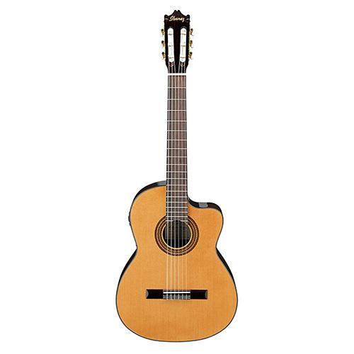 گیتار کلاسیک آیبانز مدل GA6CE AM
