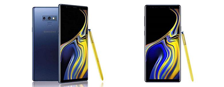 بهترین گوشی 2019 سامسونگ مدل Galaxy Note 9 دو سیمکارت ظرفیت 128 گیگابایت