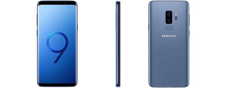 گوشی موبایل سامسونگ مدل Galaxy S9 Plus SM-965FD دو سیم کارت ظرفیت 128 گیگابایت - با برچسب قیمت مصرفکننده