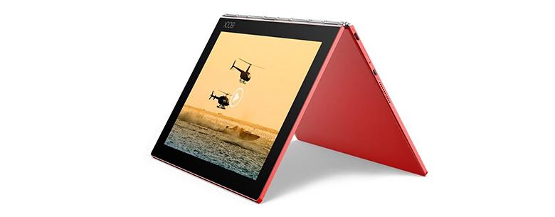 تبلت لنوو مدل Yoga Book With Windows WiFi ظرفیت 128 گیگابایت