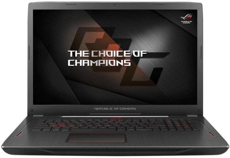 لپ تاپ 17 اینچی ایسوس مدل ROG GL702ZC - A