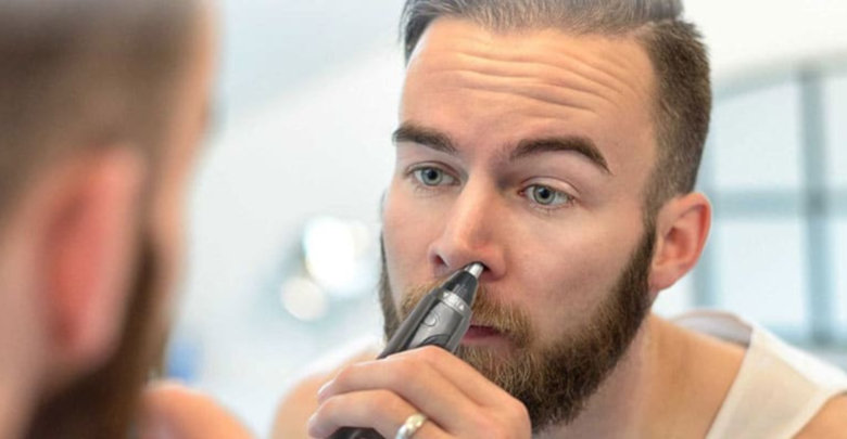 از بین بردن موی گوش و بینی   چگونه موهای گوش را از بین ببریم؟