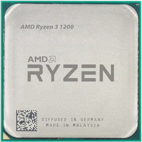 پردازنده مرکزی ای ام دی مدل Ryzen 3 120
