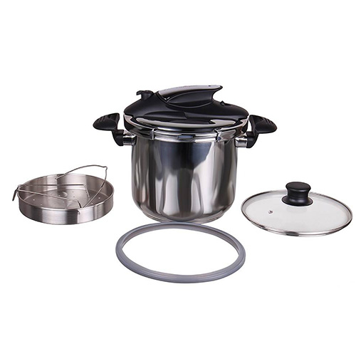Unique 8612 Pressure Cooker 4 Litre