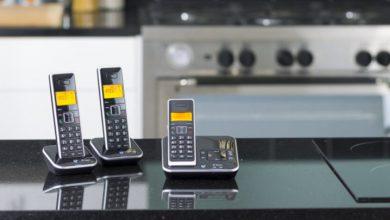 تصویر راهنمای خرید تلفن بی سیم