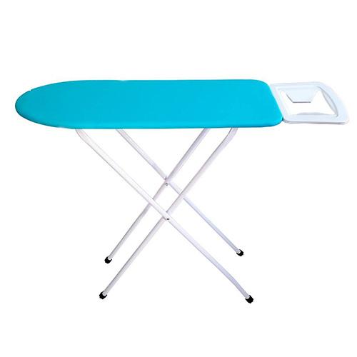 میز اتو پایه بلند اوژن مدل 4104 فیروزه ای