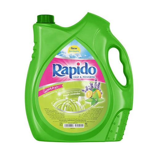 مایع ظرفشویی راپیدو مدل Green مقدار 3750 گرم