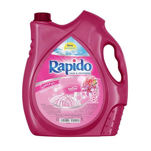 مایع ظرفشویی راپیدو