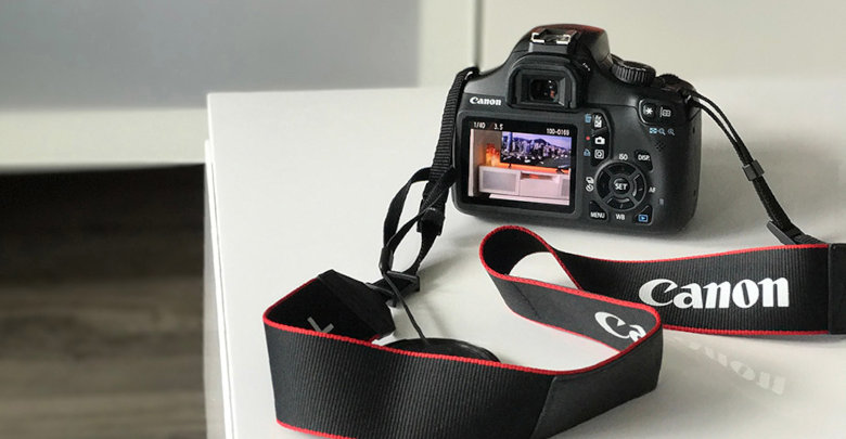 بهترین دوربین عکاسی کانن با قیمت مناسب در سال 2019