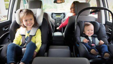 تصویر بهترین صندلی خودرو کودک برای ماشین