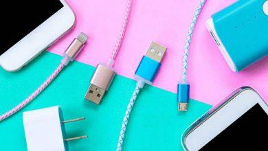 تصویر بهترین کابل شارژ USB برای اندروید