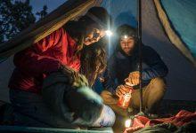 بهترین چراغ پیشانی بند برای سفر و کمپینگ +راهنمای خرید چراغ پیشانی هدلایت