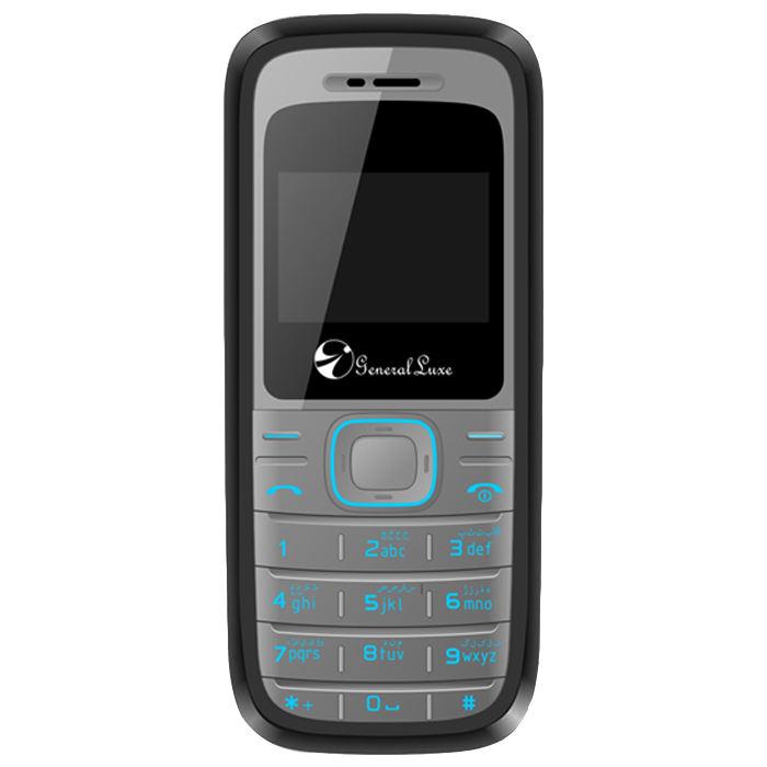 گوشی موبایل جی ال ایکس مدل 1208 دو سیم کارت