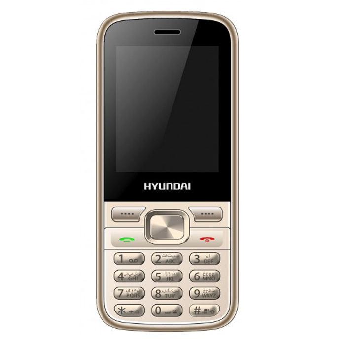 گوشی موبایل هیوندای مدل seoul k1 دو سیم کارت