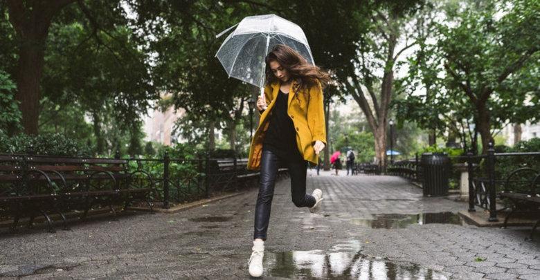 خرید اینترنتی چتر شوان و بارانی تاشو