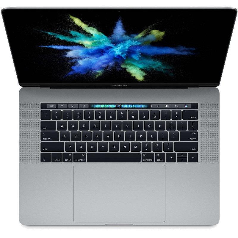 لپ تاپ 15 اینچی اپل مدل 2017 MacBook Pro MPTR2 همراه با تاچ بار