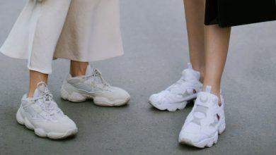 Photo of خرید کفش کتانی زنانه مخصوص پیاده روی