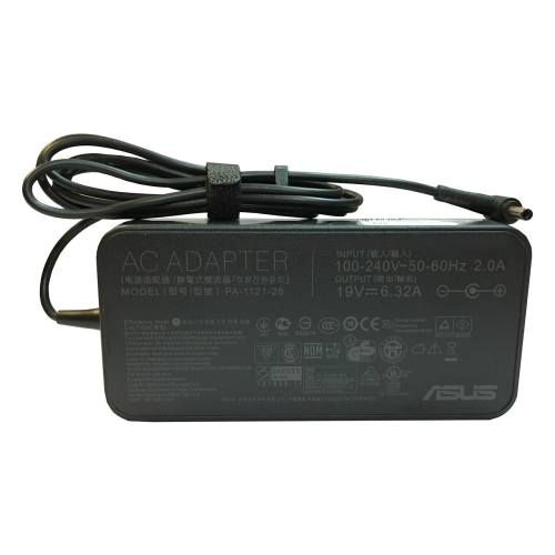شارژر لپ تاپ 19 ولت 6.32 آمپر ایسوس مدل PA-1121-28 PIN