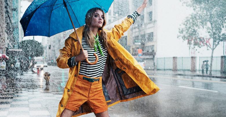 مدل اسپرت بارانی دخترانه و زنانه +بارانی زنانه ارزان