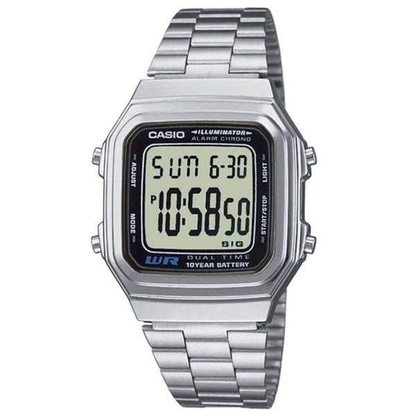 ساعت مچی دیجیتالی کاسیو مدل A178WA-1ADF