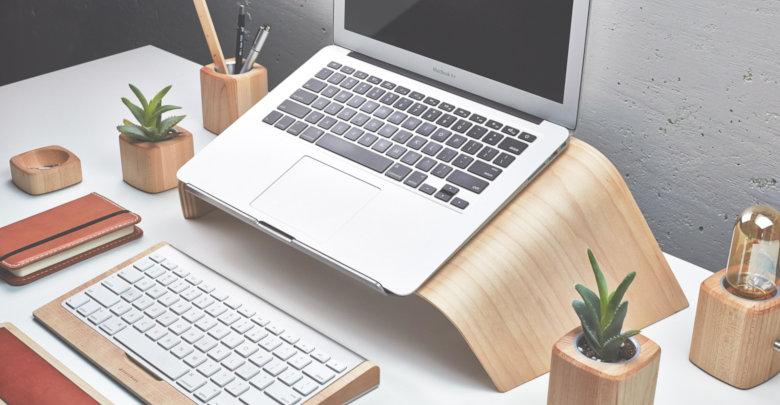 خرید نگهدارنده لپ تاپ رومیزی و بهترین استند لپ تاپ