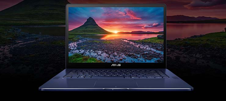 صفحه نمایش لپ تاپ ایسوس ذن بوک zenbook pro ux550vd