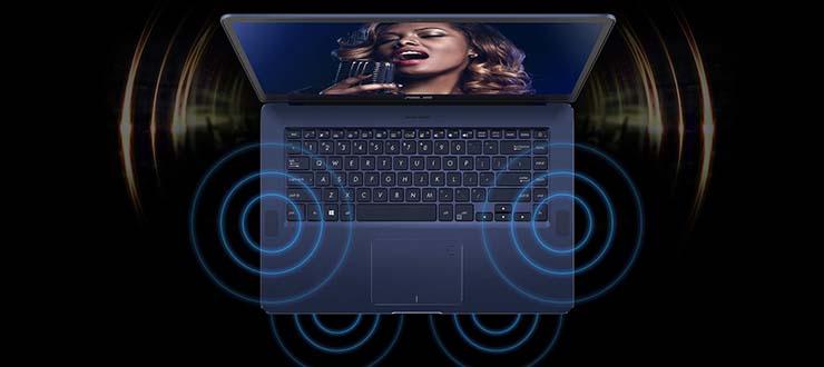 اسپیکر لپ تاپ ایسوس ذن بوک ux550vd
