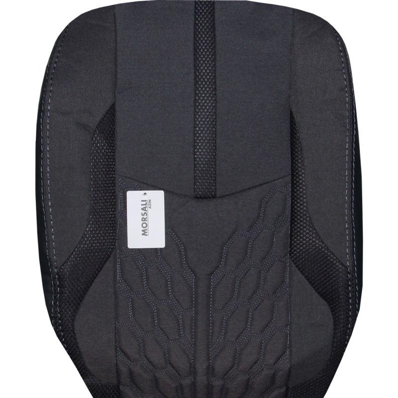 روکش صندلی خودرو آذین مرسلی کد AZ097 مناسب برای تیبا 1