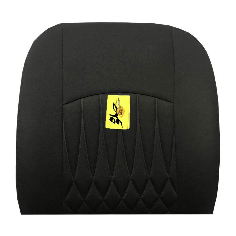 روکش صندلی خودرو جلوه مدل bgp15 مناسب برای تیبا