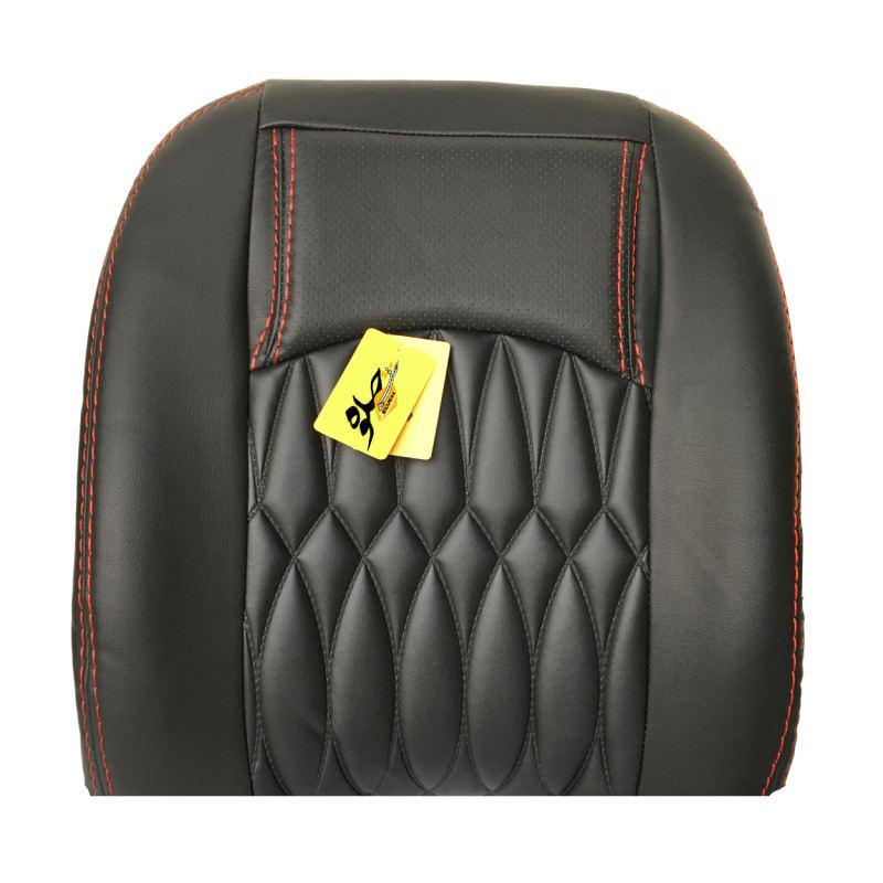 روکش صندلی خودرو جلوه مدل pr12 مناسب برای تیبا