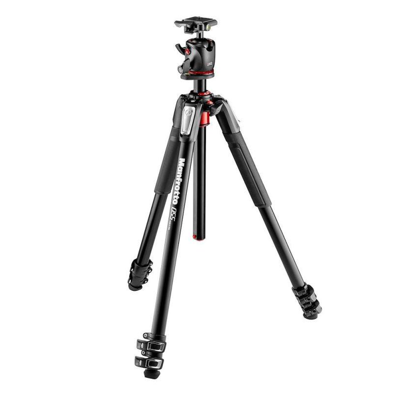 سه پایه دوربین منفروتو مدل MK055XPRO3-BHQ2