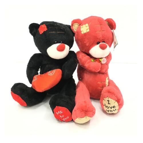عروسک خرس میتیو جفتی کد20 بسته دوعددی