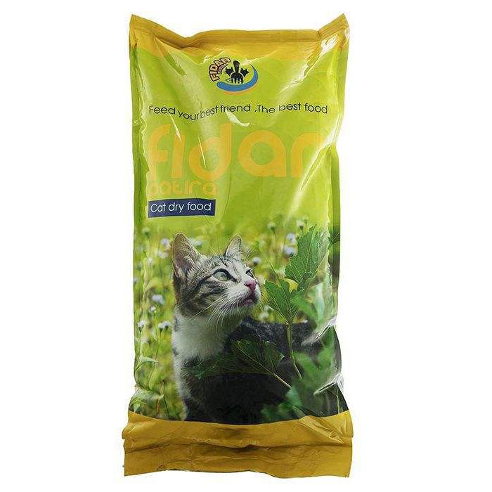 غذای خشک فیدار پاتیرا بچه گربه وزن 10 کیلوگرم