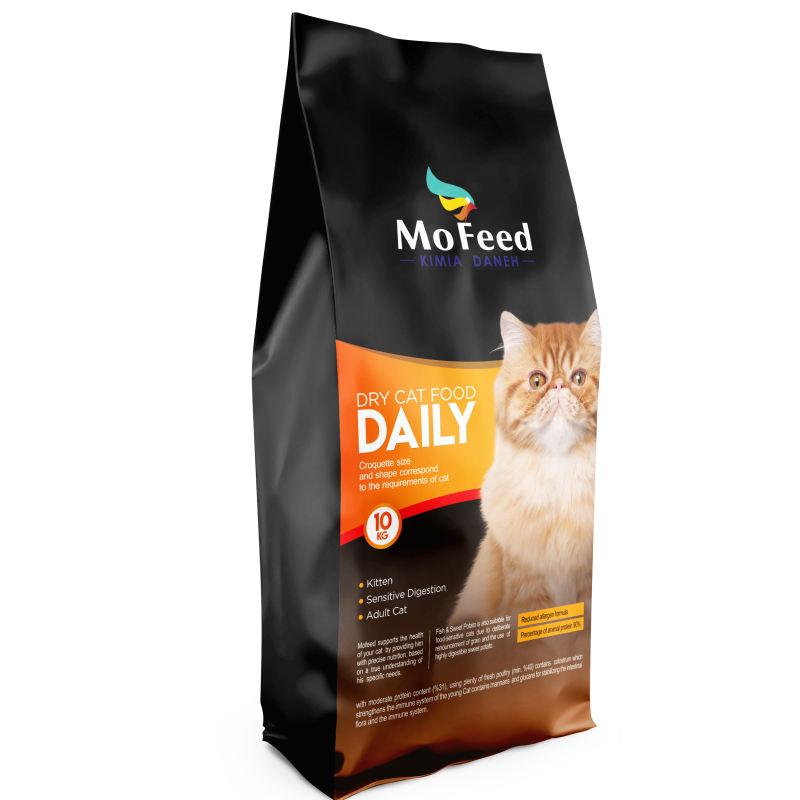 غذای خشک گربه مفید مدل ADULT10 وزن 10 کیلوگرم