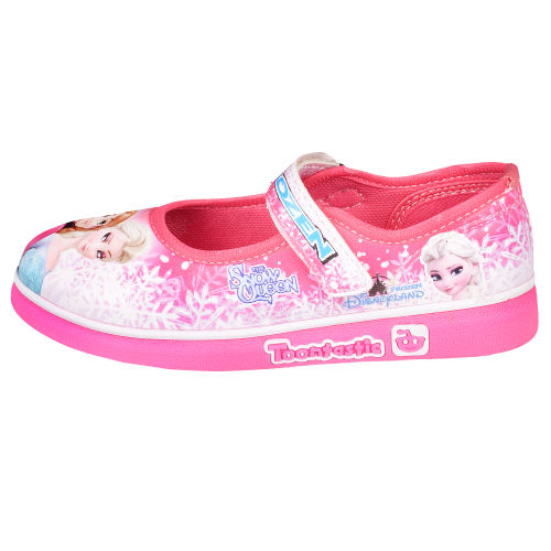 کفش دخترانه رشد طرح فروزن کد 357