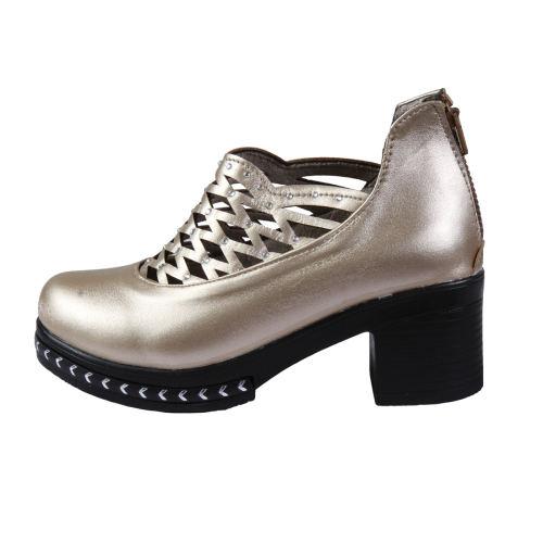 کفش دخترانه مدل Sp-Gold114