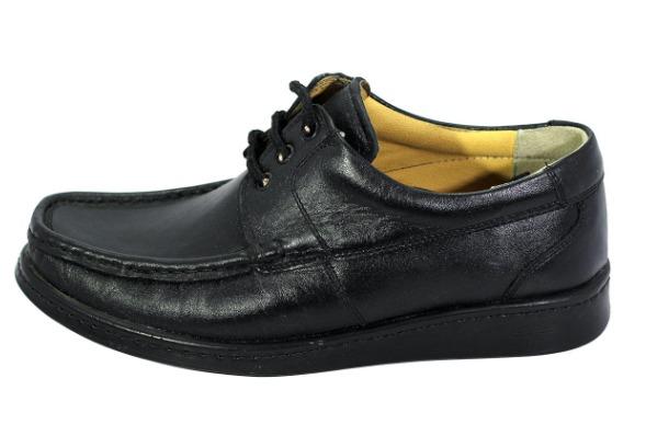 کفش طبی مردانه شهرام طب مدل 1001 کد 9