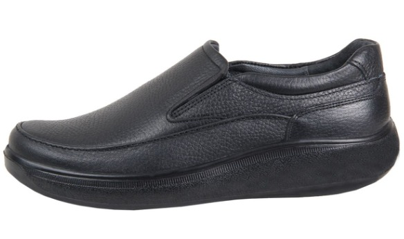 کفش طبی مردانه شهر چرم کد 1-39099