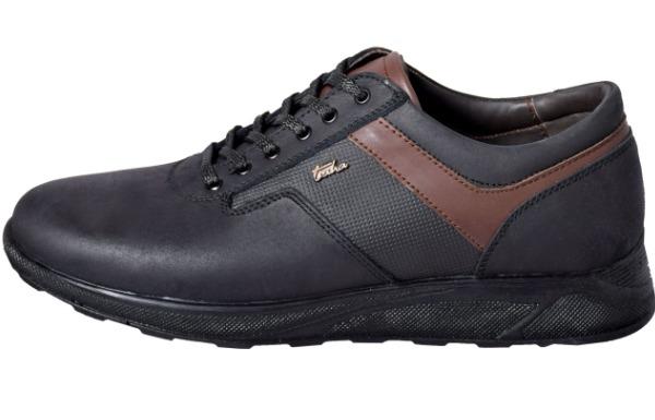 کفش طبی مردانه طاها کد BK-1351