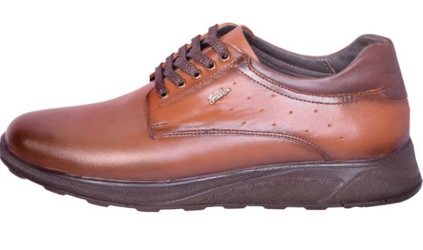 کفش طبی مردانه طاها کد BR-1646