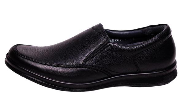 کفش طبی مردانه تبریز پای آرا مدل پاکمهر کد Tabriz 207