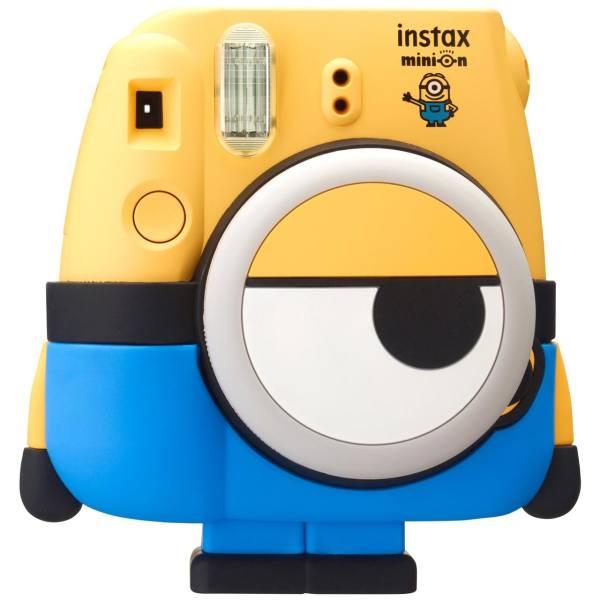 دوربین عکاسی چاپ سریع فوجی فیلم مدل Instax Minion