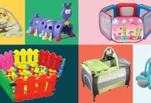 خرید تشک بازی و پارک بازی کودک با قیمت مناسب