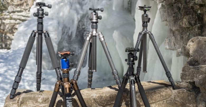 بهترین سه پایه دوربین عکاسی از بهترین مارک ها