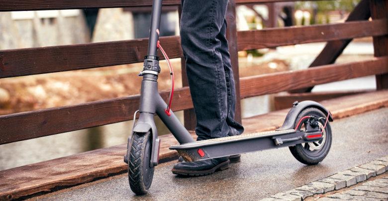 خرید اسکوتر برقی تاشو و بدون دسته ارزان قیمت